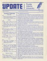 Update Florida Atlantic University, 1979-04-15