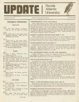 Update Florida Atlantic University, 1979-05-15