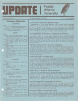 Update Florida Atlantic University, 1979-07-15