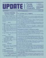Update Florida Atlantic University, 1979-10-01