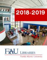 2018-2019 FAU Libraries Annual Report