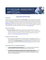 FAU Charles E. Schmidt College of Science eNewsletter Science Connect, 2010 Spring