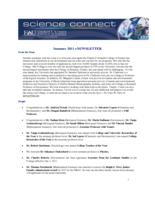FAU Charles E. Schmidt College of Science eNewsletter Science Connect, 2011 Summer