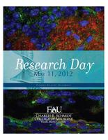 FAU Charles E. Schmidt College of Medicine Research Day 2012-05-11