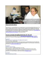 FAU Charles E. Schmidt College of Science eNewsletter Science Connect, 2014-01