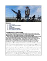 FAU Charles E. Schmidt College of Science eNewsletter Science Connect, 2014-02