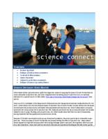 FAU Charles E. Schmidt College of Science eNewsletter Science Connect, 2014-04
