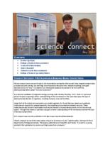 FAU Charles E. Schmidt College of Science eNewsletter Science Connect, 2014-05