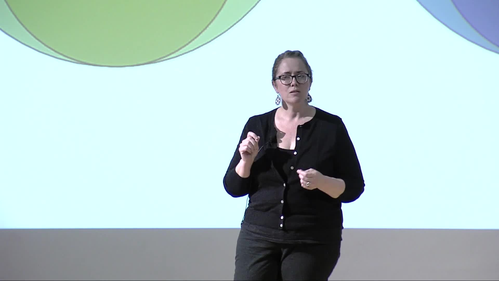 Florida Atlantic University 2018 3MT® Three Minute Thesis Championship - Kate Briner