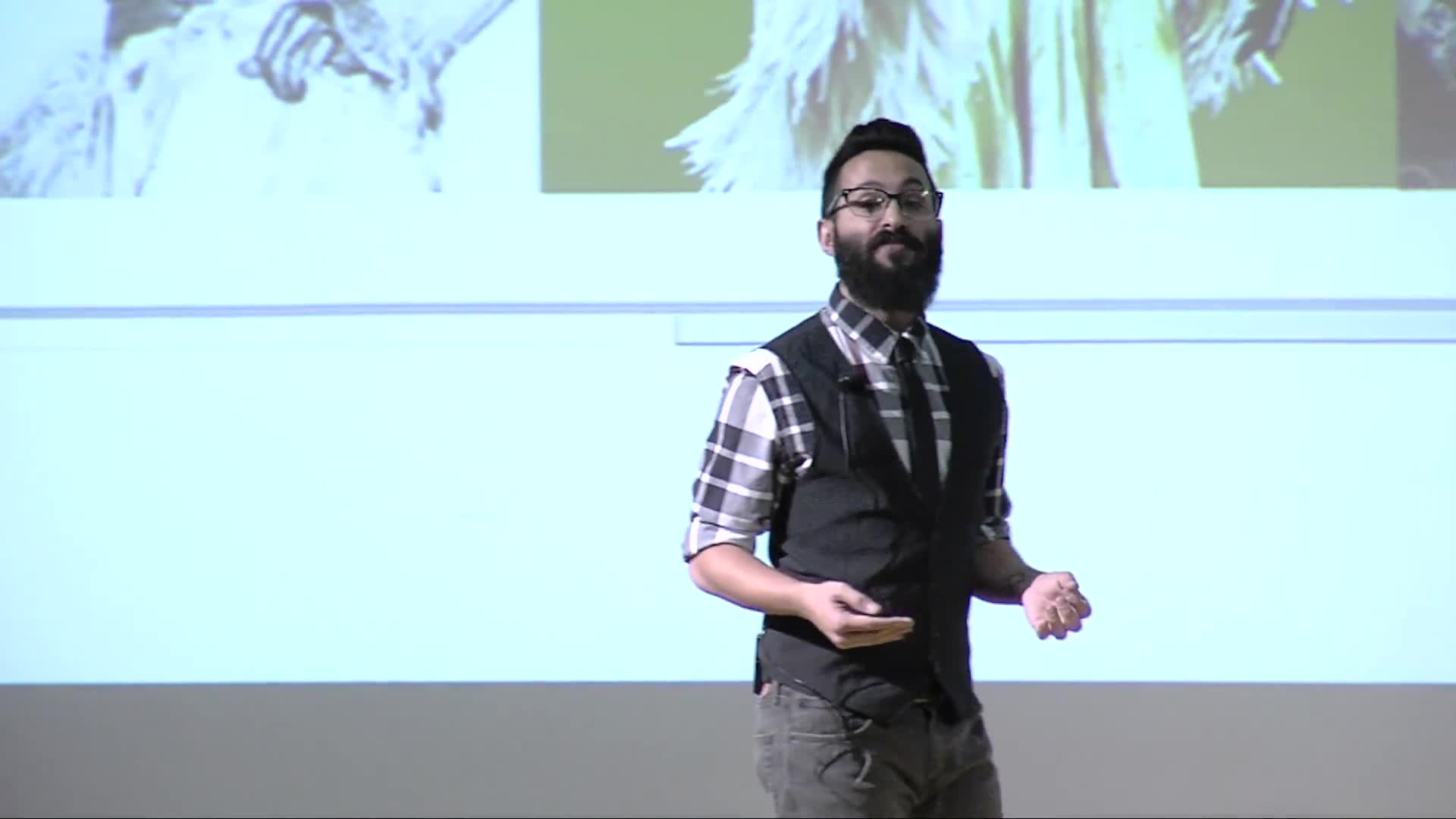 Florida Atlantic University 2018 3MT® Three Minute Thesis Championship - Scott Karasick