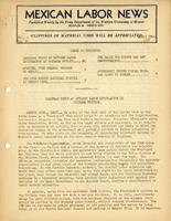 Mexican Labor News - April 28, 1937  v. 2, no. 34