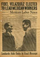 Mexican Labor News -Special Edition - March 1941