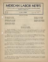 Mexican Labor News - April 4, 1941  v. 8, no. 60