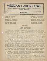 Mexican Labor News - April 10, 1941  v. 8, no. 61