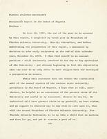 President's Report to the Board of Regents, 1972
