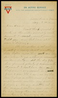 Letter to Mrs. A. M. Kemery, August 9, 1918