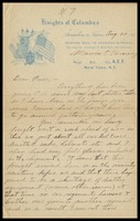 Letter to Mrs. A. M. Kemery, August 20, 1918