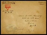 Letter to Mrs. A. M. Kemery, August 5, 1918