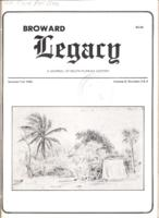 Broward Legacy, Volume 8 (Summer/Fall), Number 3 and 4
