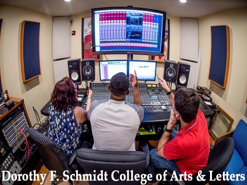 Dorothy F. Schmidt College of Arts & Letters