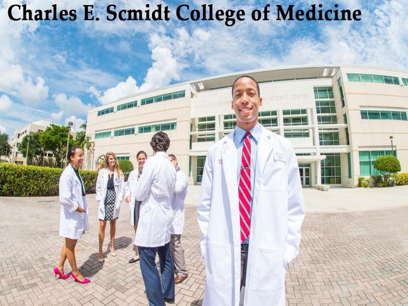 Charles E. Scmidt College of Medicine