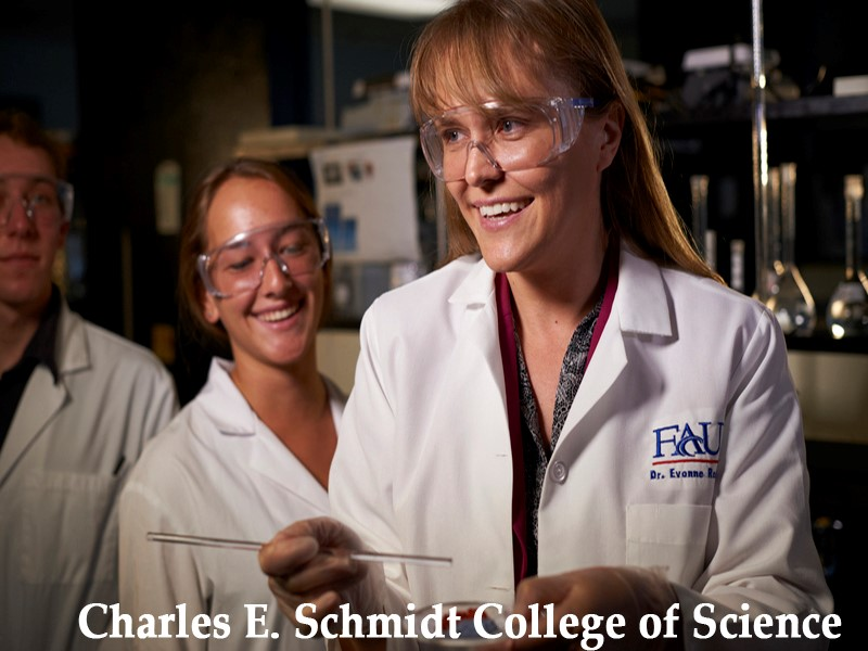 Charles E. Schmidt College of Science